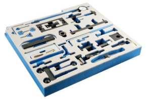 Laser 4864 Kit d'outils pour changement de la courroie/chaîne de distribution VAG Tdi
