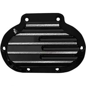 Trans side cover, hydraulic, finned, black – c1362-b – Covingtons 11050170