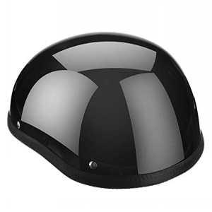 ungfu Cool 57-62cm de moitié pour moto motocross capacete Casque pour Harley