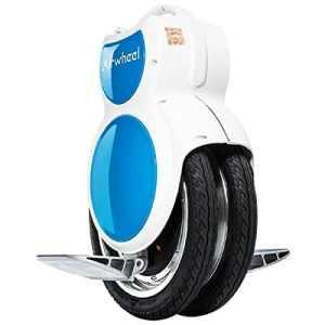 Airwheel Dual Wheel Q6 bleue