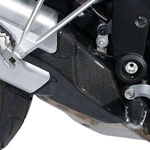 Flanc de Carénage Racing Set I avec fixations pour clignotants BMW S 1000 RR 12-14 Carbone Ilmberger