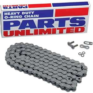 Motorcycle chain 520px 100 feet roll x-ring … – Parts unlimited-chain 12230358