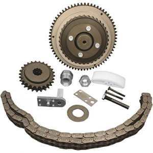 Primary chain drive kit with ball-bearing lockup … – Belt drives ltd. 11200179