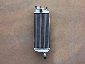 RADIATEUR POUR GAS GAS EC/MC/SM 200/250/300 1997-2006 (GAUCHE)