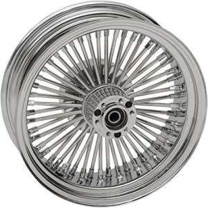 Wheel rr 50sp 16×5.5 ind – 04655-indr-k – Drag specialties 02040502