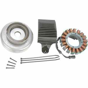 Alternator kit ce-84t-07, 3-phase, 50 amps – ce… – Cycle electric inc 21120410