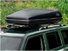 Roof Box Cargo Carrier For Chrysler 300 Mopar Part #82211181 by Chrysler