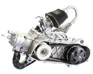 Course Moteur POLINI Evolution p.r.e. 70ccm 47,6mm pour Piaggio Zip SP, Zip 2SP avec frein à disque