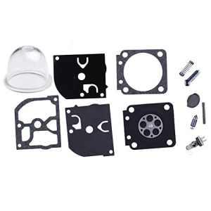 HIPA RB-44 Kit Joints de Réparation pour Carburateur ZAMA C1M-K24 A-B C1M-K25 A-B C1M-K49 A-B