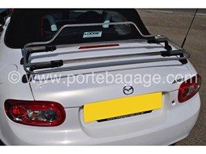 Mazda MX5 MK3 en acier inoxydable pour porte-bagage de bottes