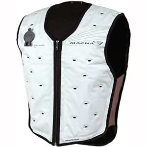 Motorcycle Macna Dry Cooling Vest Grey XXL