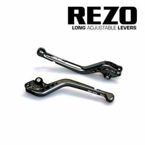 REZO V2 Longue Titane Ajustable CNC Moto Leviers Pour Honda CBF 1000/F/ABS/FABS 10-13, CB 1100 13-16