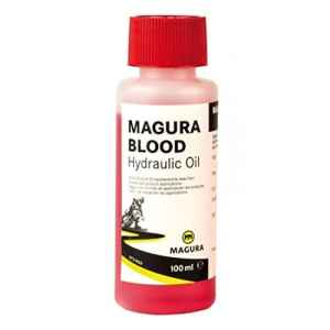 55040000 – Fluide Hydraulique Magura Blood Huile Minérale 100Ml