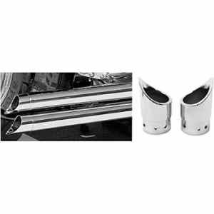 Baron exhaust tip family jewels mini scalloped – ba-1100-02 – Baron 18120171
