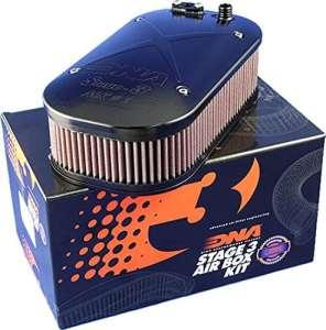 DNA Filters AK-KT9MK1-S3/B-A Air Box Kit