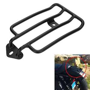 ICT Ronix Rear Luggage Rack Porte-bagages pour Harley Davidson Sportster 12008832004–2012