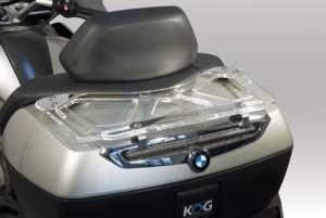 Isotta Porte-bagages arrière pour K1600 GT/GTL 2010-2016 R1200RT 2011-