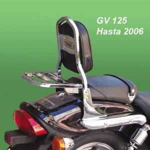 spaan–dossier avec porte–Hyosung Aquila 125GV (hasta-until 2006)