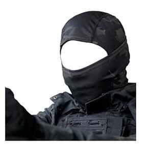 Cagoule Masque Visage Hotte Balaclava Masque de ski–Masque Visage Masque cagoule Biker moto moto Protection Visage Sport, Fun Sport