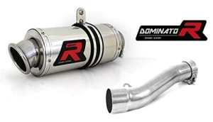 Dominator Exhaust Silencieux échappement HONDA CB 500 93-03 + DB KILLER (GP I)