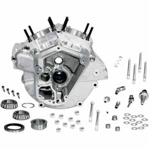 S&s crankcase assembly stock-bore silver – 31-0003 – S&s cycle DS194305