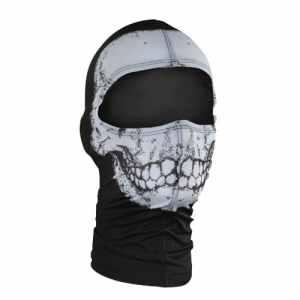 Zanheadgear Nylon Cagoule–Temps froid protection du visage