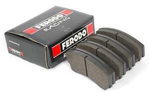 Plaquettes de frein FERODO DS 3000 FRP3106R