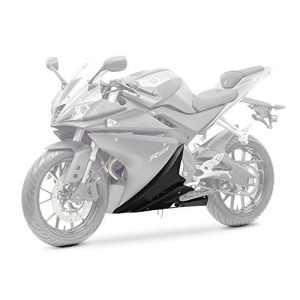 Yamaha YZF-R125 2008-2016 Non peint Panneaux de carénage inférieur