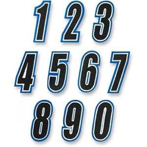 American kargo number blue/black #3 – 3550-0240 – American kargo 35500240