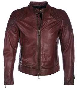 Belstaff Jacket The Outlaw in Oxblood 42