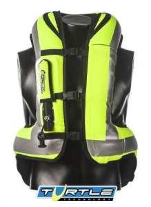 Helite Turtle – Gilet de sécurité airbag pour motard