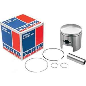 Snow piston kit bore: 66.25 mm cast alumini… – Parts unlimited 80411 (8041-1)