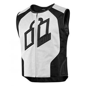 Protection vest hypersport prime? white xx-large – 2830-0388 – Icon 28300388