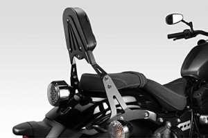 Yamaha XV 950R 2014–schienalino–Sissy Bar en acier de facile Installation–Accessoires de Pretto moto–100% Made in Italy