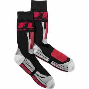 FLM Chaussettes sport 1.0 rouges 42 – 44
