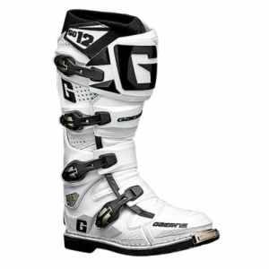 Gaerne SG12Bottes pour moto cross 47 blanc/noir