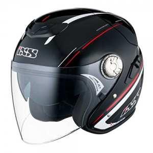 IXS – Casque – HX91 BOOST – Couleur : Noir/Rose – Taille : S