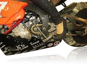 Change électronique moto IRC sgrace Cut Ducati 1098