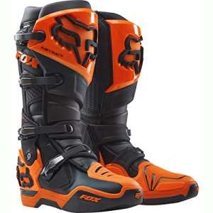 Fox Bottes de motocross Instinct Orange Taille 42,5