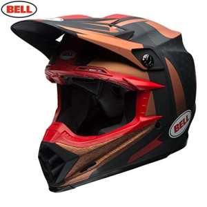 Bell casques Moto-9Flex, Vice Noir/cuivre, taille XL