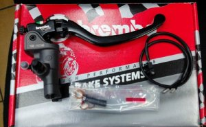 Brembo Radial Maître freins CYLINDRE 19 RCS