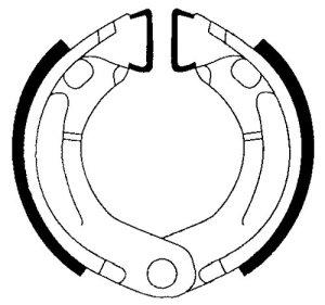 Ferodo mâchoires de frein fsb939(Frein à Tambour et mâchoires)/brake shoes fsb939(brake Drum And Clamping Jaws)