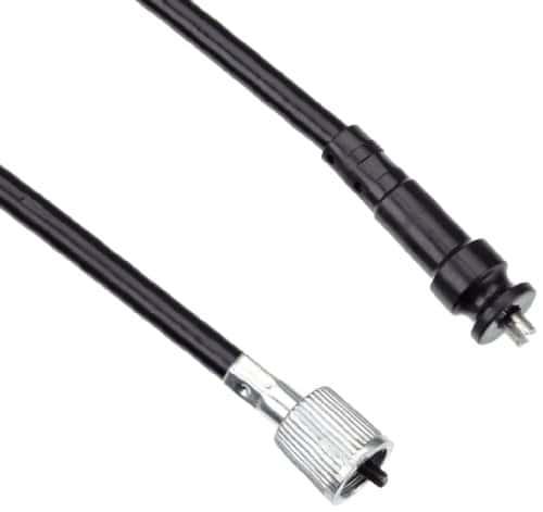 Geiwiz 1830037 Câble de tachymètre Honda CB 350 K/400 Four/CB-CX 500/CB 750 F2,KZ,F/ GL 1100 (44830-425/390/463-870-000)