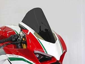 'Pare-brise racingbike HP High Protection, fumé foncé, Ducati Panigale V418
