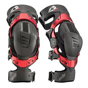 Evs Sports Axis Sport Knee Protection Pair Adult, XL, Black, Taille X-Large