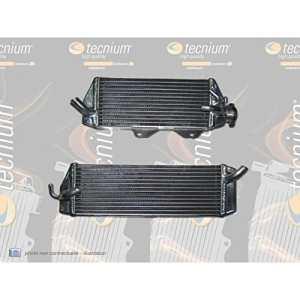 TECNIUM Radiateur Gauche Honda Hm Crf450r 09-11, Hm450 09-11