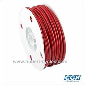 WACOX GAINE STANDARD ROUGE 25M 4MM