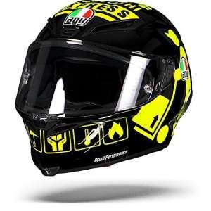 AGV Helmets Corsa R E05 Lim.Edit Plk,Iannone Winter Test 2017,XS