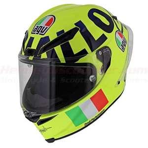 AGV Helmets Corsa R E05 Lim.Edit Plk,Rossi Mugello 2016,XL