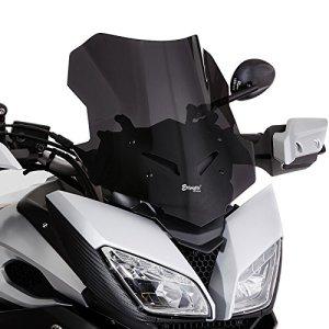 Bulle Sport Ermax Yamaha MT-09 Tracer 15-17 fumé foncé